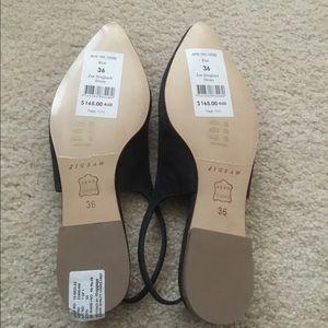 Jigsaw Shoes - Woman's JigSaw Slingback Shoe Size 36 New